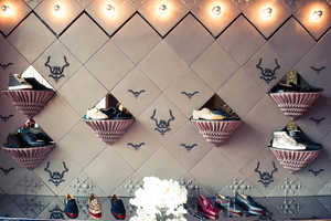The Christian Louboutin Men's Store Opens in North America