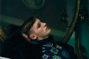 The A Promise AnOther Man Editorial Explores Rich Textiles