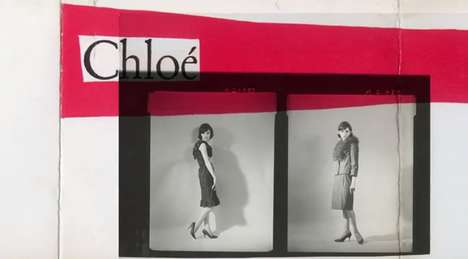 Chloe Fashion Alphabet