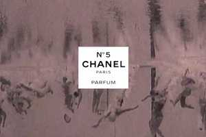 The Chanel 'For the First Time' Campaign Focuses No.5 Stardom