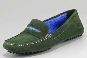 The Manolo Blahnik Driver is a Unquestionable Statement-Making Slip-On