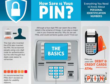 Bank Safety Infographics - The