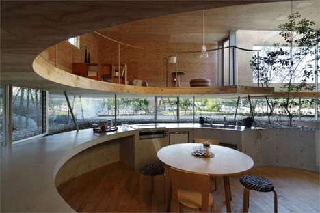 Pit House by UID