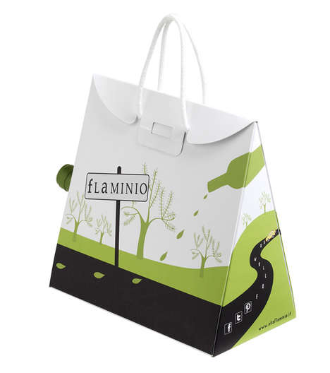 Flaminio Olive Oil Packaging