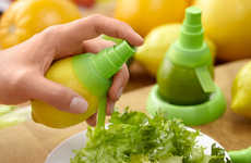 Attachable Fruit Spray Pumps