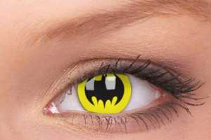 Finish Off Your Costume with Movie and Anime Halloween Contact Lenses