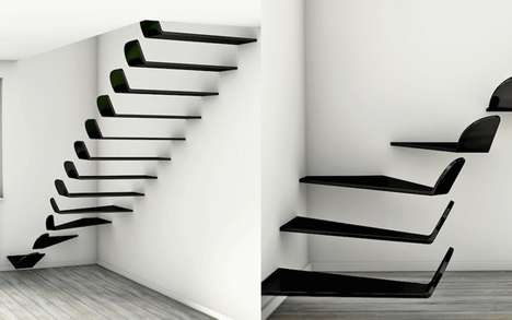 Wing Flying Stairs