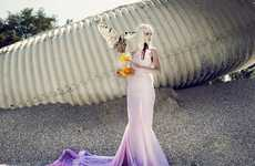 Feminine Apocalyptic Fashion