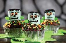 From Creepy Crawly Baked Goods to Morbid Cranium Cupcakes