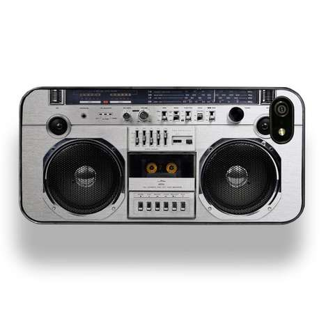 Zero Gravity Boombox iPhone
