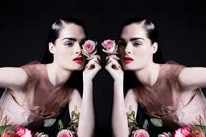 The Lena Lumelsky Spring/Summer 2013 Campaign is Darkly Demure