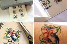 Print Your Own Tattoos