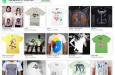 Social T-Shirt Shopping Communities