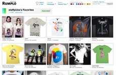 Social T-Shirt Shopping Communities