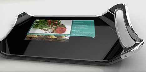 Flexible LCD Cutting Boards - Digital Cutting Board is Eco-Friendly
