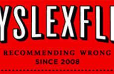 Website Parodies - Dyslexflix Spoofs Netflix