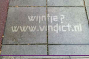 Vindict Wine Campaign