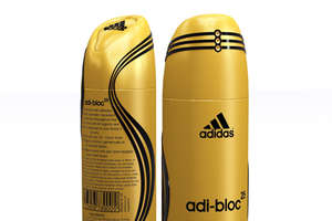 Adi-Block Sprays Adidas Logo