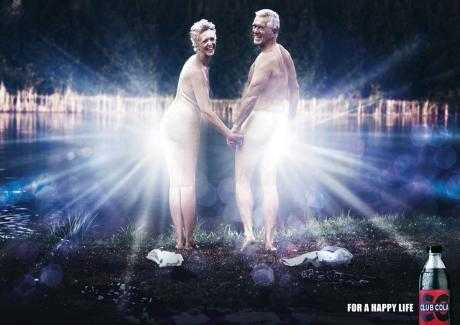 Senior Nudevertising