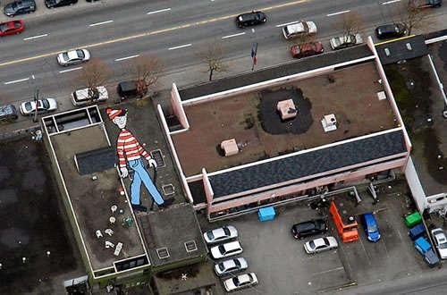 Google Earth Games