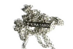 Victorian Mason Jewellery
