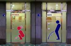 Creative Toilet Signs - Bathroom Humor