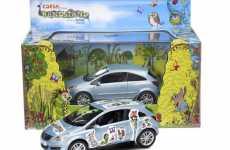 Posh Festival Keepsakes - Bandstand Toy Vauxhall Corsas