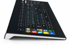 Touch-Screen OLED Keyboards