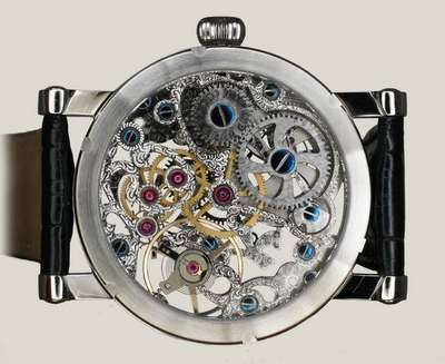 Custom Luxury Watches - One of a Kind Kudoke Skeleton Watches