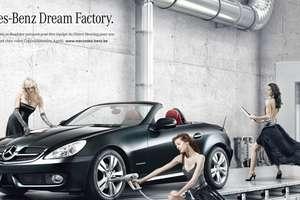 The Mercedes Benz 'Dream Factory'