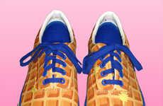 Food-Inspired Footwear