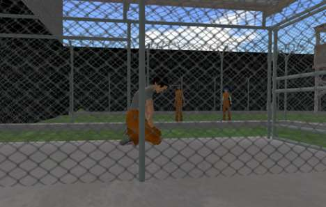 Interactive Guantanamo - Second Life Gone Gitmo