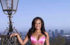 Celebrity Lingerie Models