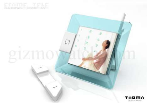 Telephone Photo Frames