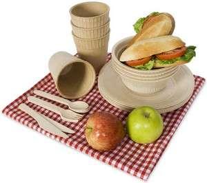 Edible Dishes - Biodegradable Picnic Ware