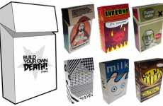 Custom Cigarette Packs - Build Your Own Death Project