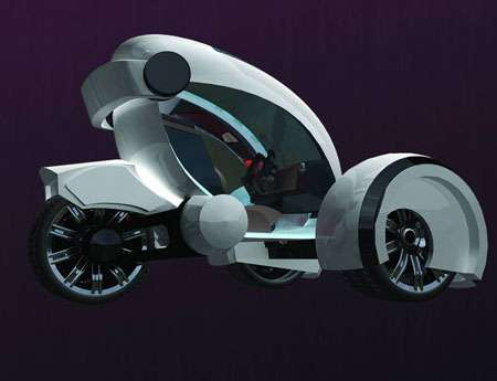 Super-Compact Electric Cars