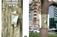Green Guerrilla Ads