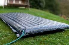 Inflatable Solar Panels - SolarStore Helps Heat Your Water