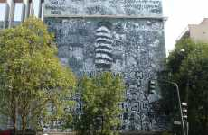 20 Graffiti Artists Design Habita Hotel