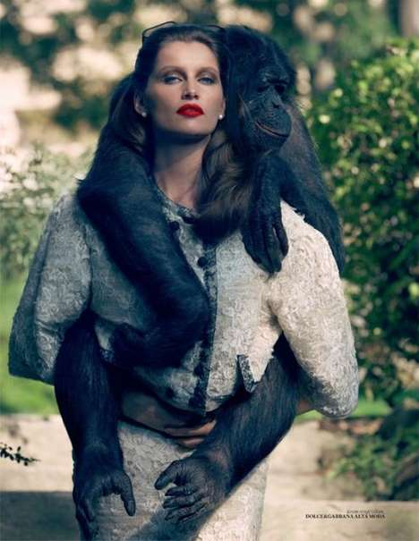 Vogue Turkey October 2012
