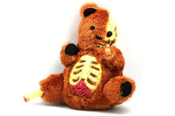 Skeletal Plush Toys