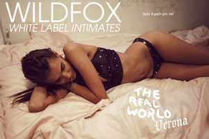 Wildfox White Label Intimates Fall 2012 is Beautifully Breezy