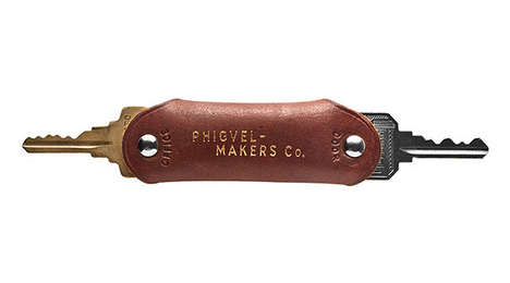 Phigvel-Makers Co. Leather Key Holder