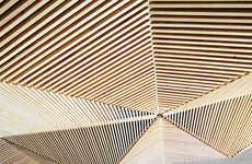 Concealing Latticework Ceilings