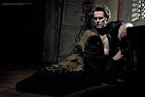 The Another Magazine A/W 2012 Issue Stars Willem Dafoe