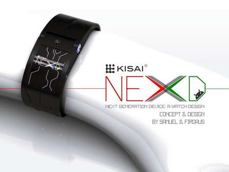 nexd android watches