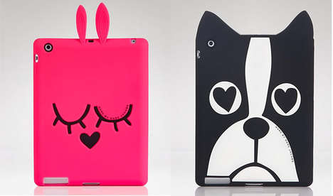 Marc by Marc Jacobs iPad Cases