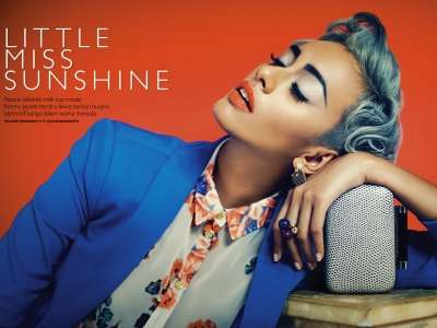 Little Miss Sunshine Grazia Indonesia
