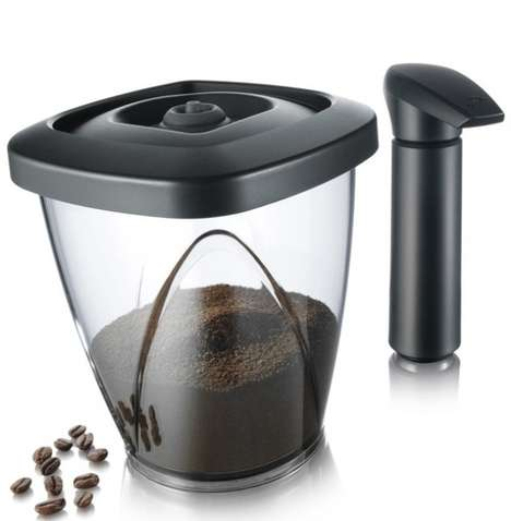 vacuum coffee saver